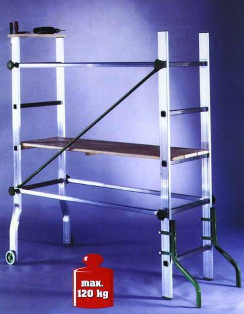 Trabattelli Alluminio   Tano Sez.65X25_Cod. 5985505_Facal