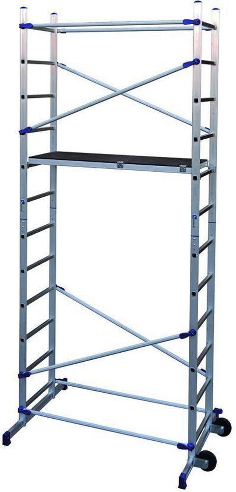 Trabattelli Alluminio   Pinna-Clic_Cod. 5985836_Facal