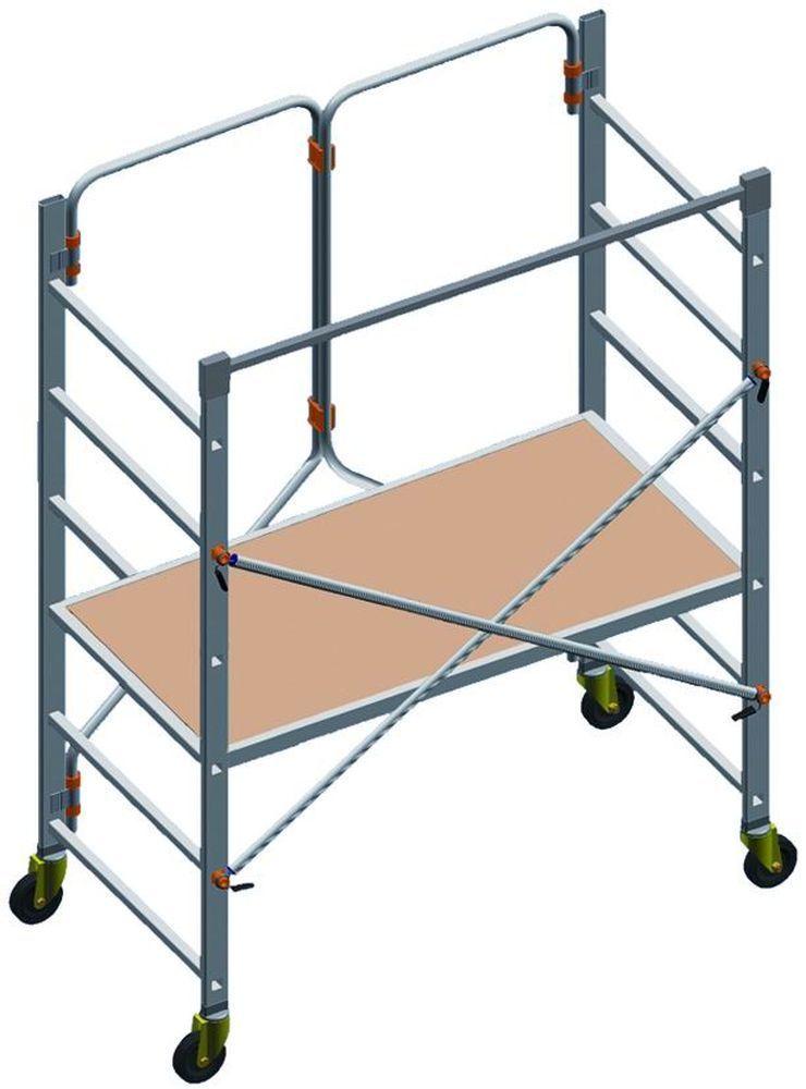 Trabattelli Alluminio   Special Piego_Cod. 5985515_Facal