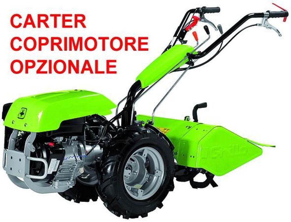 Motocoltivatori Cico 126C/Frese-58 E Ruote_Cod. 7425010_Vuemme