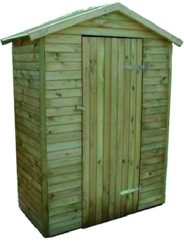 Casette In Legno   Mod. Cabin H.215Cm_Cod. 7969405_Blinky