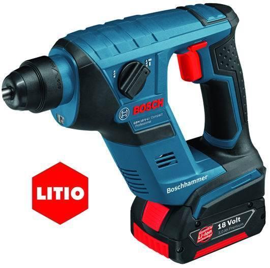 Tassellatori   Gbh 18V-Li Light_Cod. 8895056_Bosch