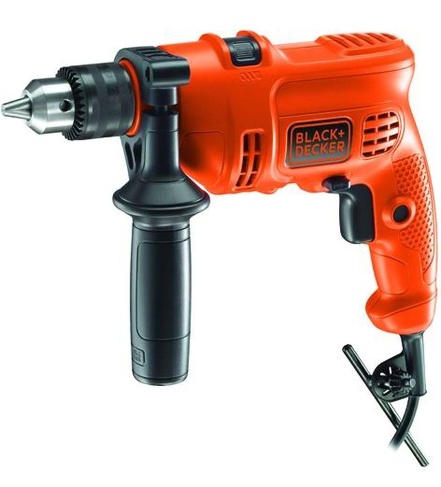Trapani   Kr504Re-Qs Perc/Rev_Cod. 8972004_Black & Decker