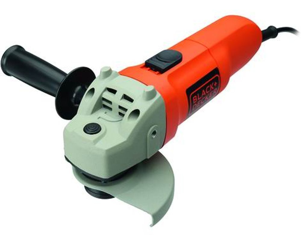 Smerigliatrici   Kg115-Qs 115Mm_Cod. 8975010_Black & Decker