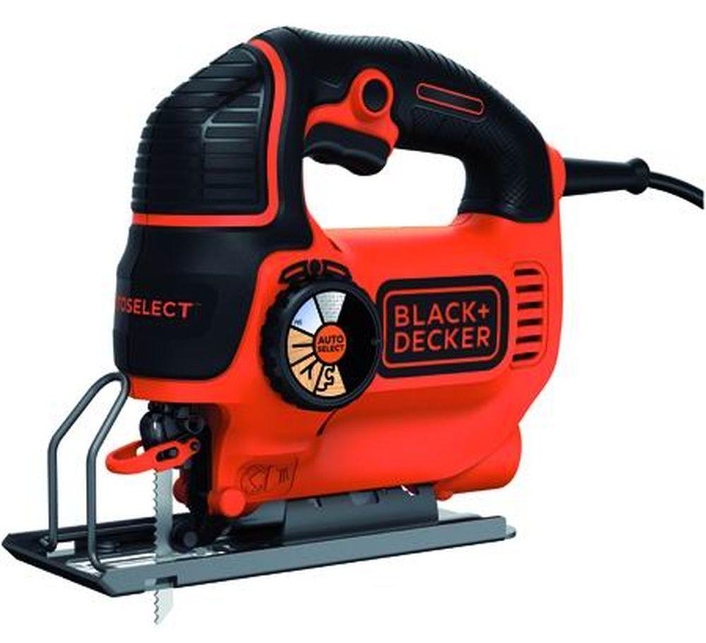 Seghetti   Ks801Se-Qs Autoselec_Cod. 8973530_Black & Decker