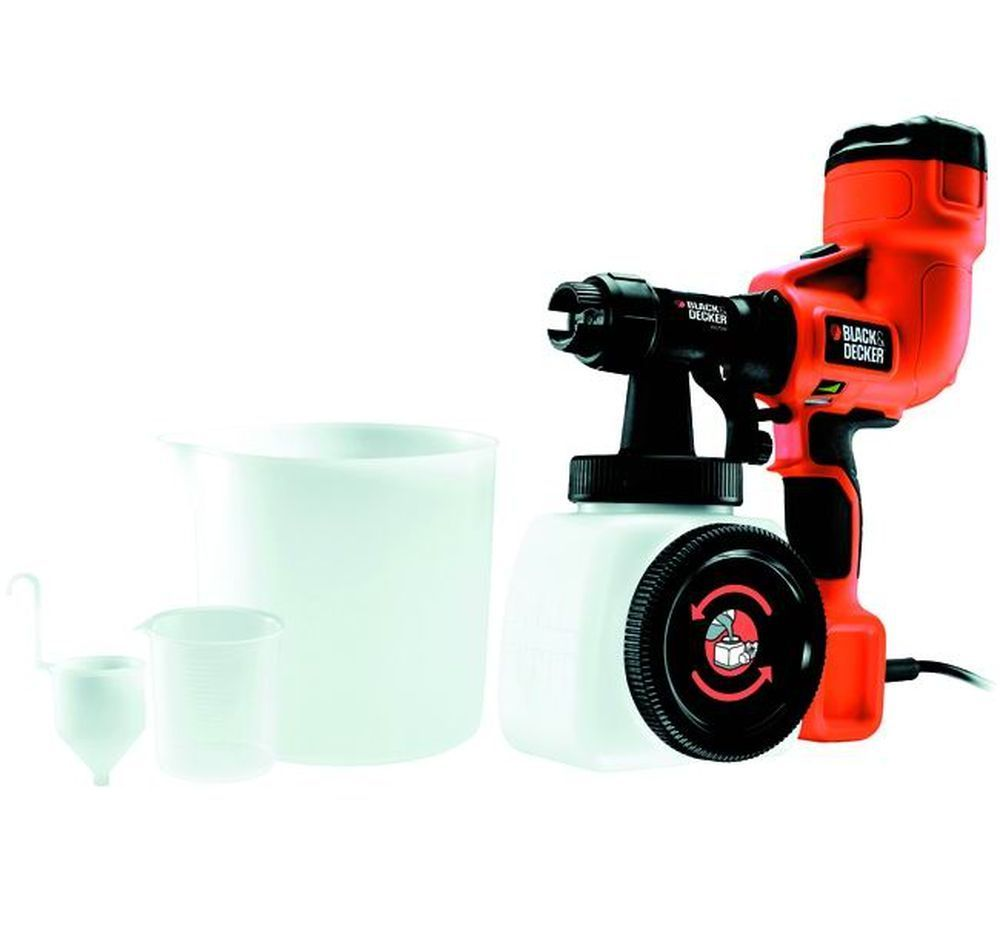 Pistole Spruzzo   Hvlp200C-It Compact_Cod. 8976010_Black & Decker