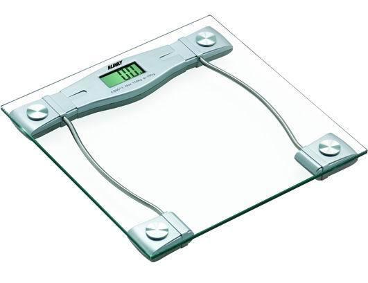 Bilance Pesapersone   Mod. Linda Glass_Cod. 9595215_Blinky