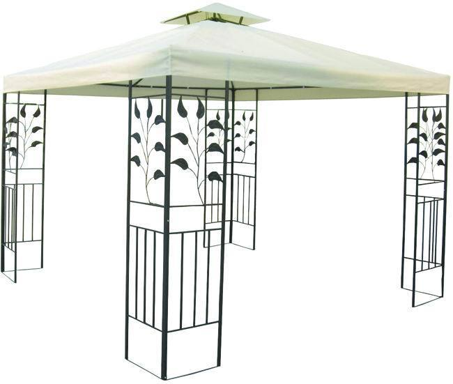 Gazebo   Metallo Decorato_Cod. 9694925_Blinky