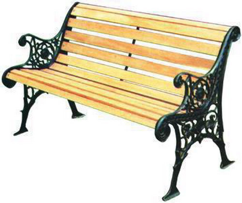 Panchine Ghisa/Legno   Dalia 12 Stecche_Cod. 9694030_Blinky