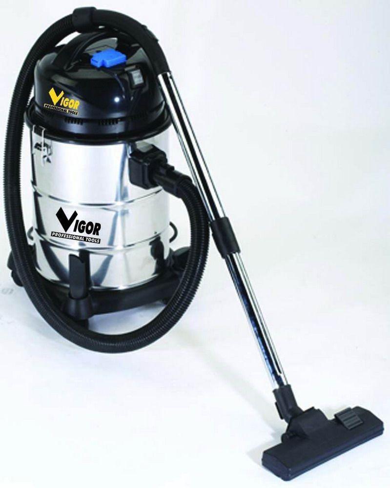 Bidone   Vba-30L Inox_Cod. 9934023_Vigor