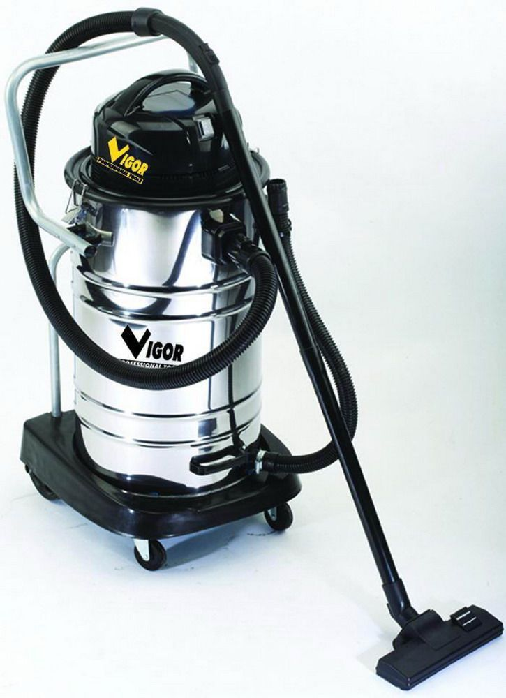 Bidone   Vba-50L Inox_Cod. 9934026_Vigor