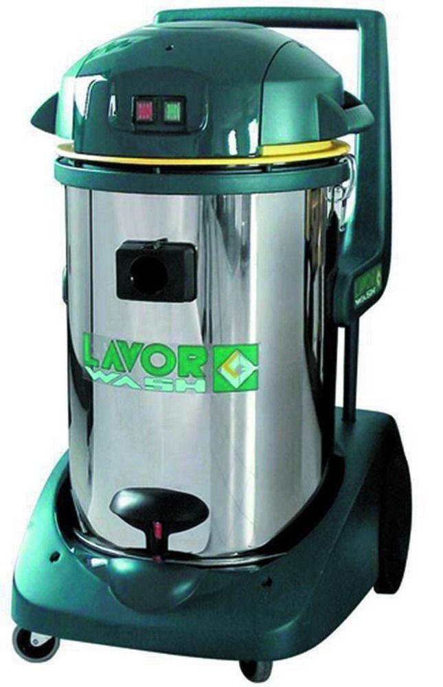 Bidone Lavor Industrialedomus Inox_Cod. 9934060_Vuemme