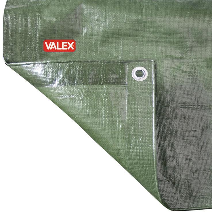 Telo Con Occhielli Pesante 8X12 Mt Cod.1454200 - Valex