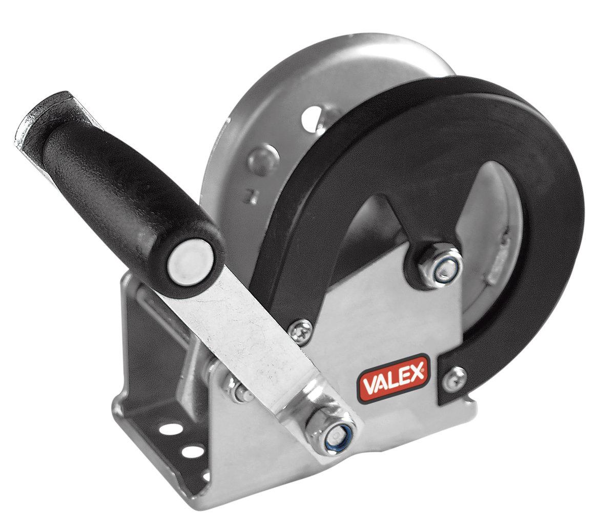 Verricello manuale portata 450 Kg Cod.1650126 - Valex