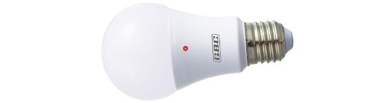Lampadina Led Sensor Goccia 6,5 Watt E27 L.F. Cod.23002635 - Gbc