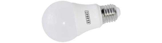 Lampada Led Goccia 9,5 W. E27 Cod.23002665 - Gbc