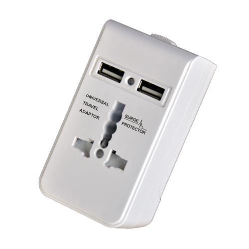 ADATTATORE 502061 DA VIAGGIO USB
