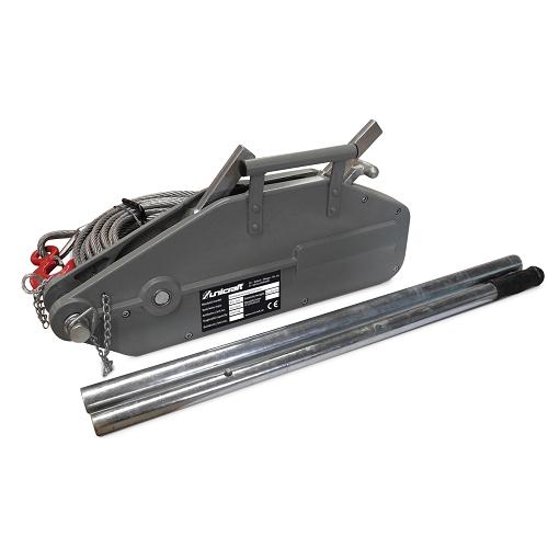 Argano A Fune Modello USZ 1600 - Carico Di Trazione 1,6 T