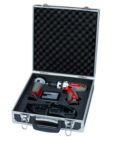Trapano Avvitatore a batteria Rt-Cd 10,8 Li Kit Cod.4513188 - Einhell