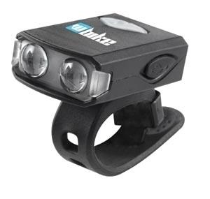 WBIKE FANALINO ANTERIORE A LED RICARIC.C/USB