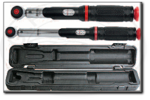 Chiave Dinamometrica Con Cricchetto 1/4   Reversibile Nm5-25 Cod.900.25 - Rexta