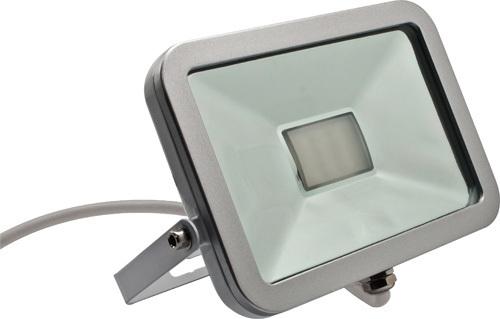 LAMPADA A LED BIANCO 20 W 6000K IP65 SLIM DA ESTERNO MKC LIGHT I-SPOT