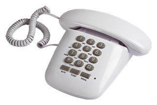 Telefono Sirio Bianco  Cod.9029682 -  Brondi