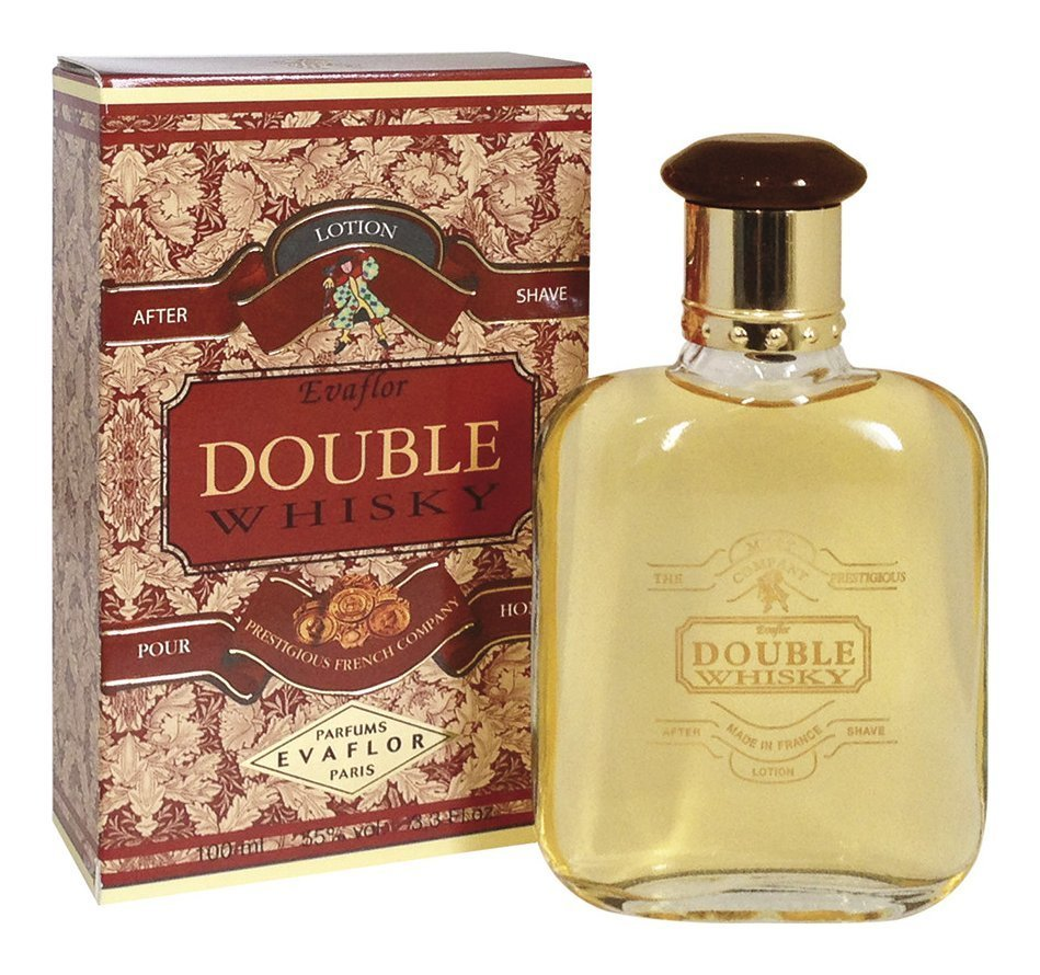 Double Men After Shave Lotion 100 Ml_Cod. 9030688_Whisky