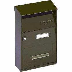 Alubox Cassetta postale FT Ghisa 21x30 FTVGH