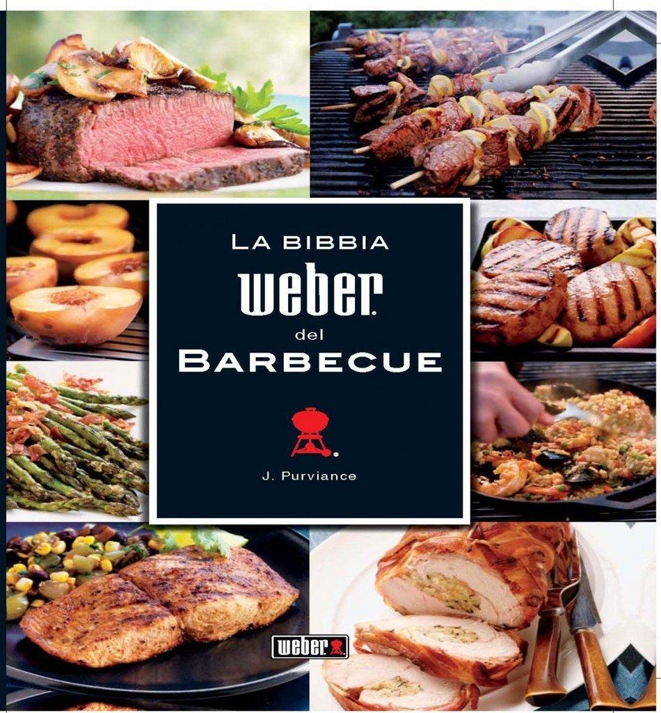 Ricettario la Bibbia del Barbecue 311271