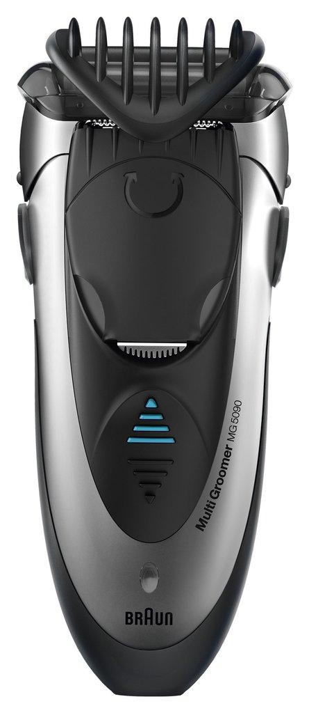 Rasoio a Lame Multigroomer MG5090 Grigio  Cod.9029622 - Braun
