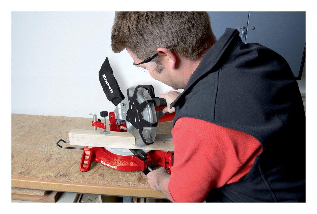 Troncatrice per legno 1600 W - TH-MS 2513