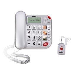 Telefono Senior Super Bravo Plus Argento  Cod.9029662 -  Brondi