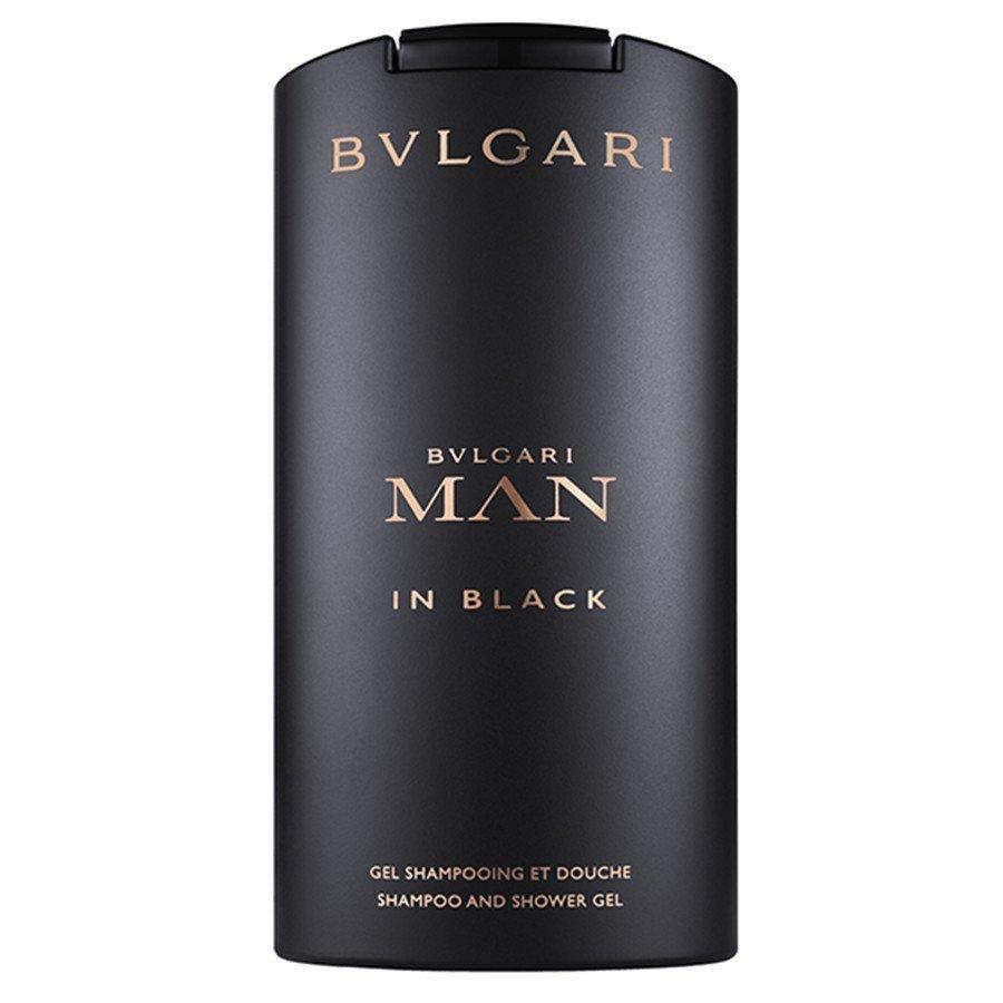 Man In Black Shampoo & Shower Gel 200 Ml  Cod.9030306 - Bulgari