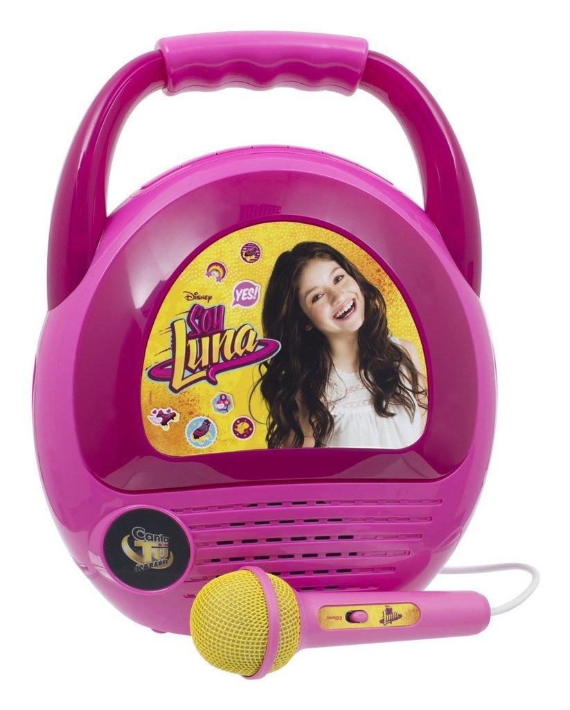 Karaoke Giochi Preziosi Canta tu Soy Luna CTY00000