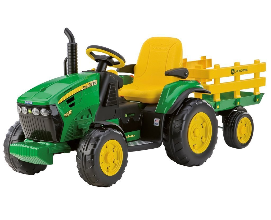 Trattore Peg Perego John Deere Ground Force OR0047