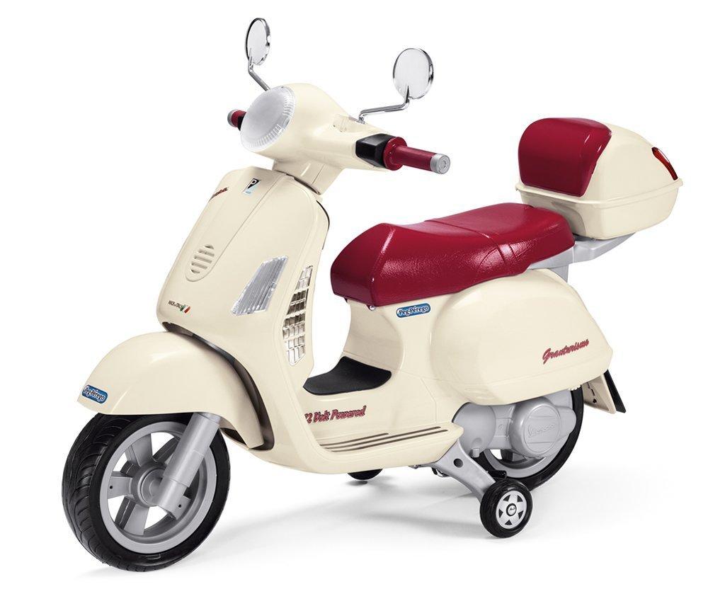 Moto elettrica Peg Perego Vespa 2014 12 volt Mc0019