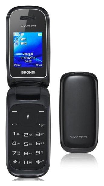 Cellulare OYSTER S - Li-ion 600 mAh 10273690  Cod.9029686 -  Brondi