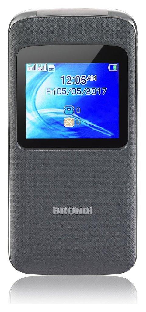 Cellulare WINDOW Doppia SIM - Litio WINDOW/G  Cod.9029703 -  Brondi