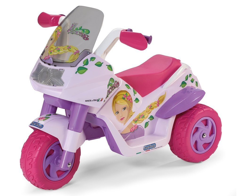 Moto elettrica Peg Perego Raider Princess 6 volt DO918