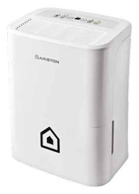 Deumidificatore Deos 20S 3381214 Bianco _Cod. 9029423_Ariston Thermo
