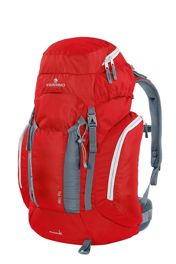 Zaino da escursionismo 45 Lt Rosso Alta Via 75218DBB