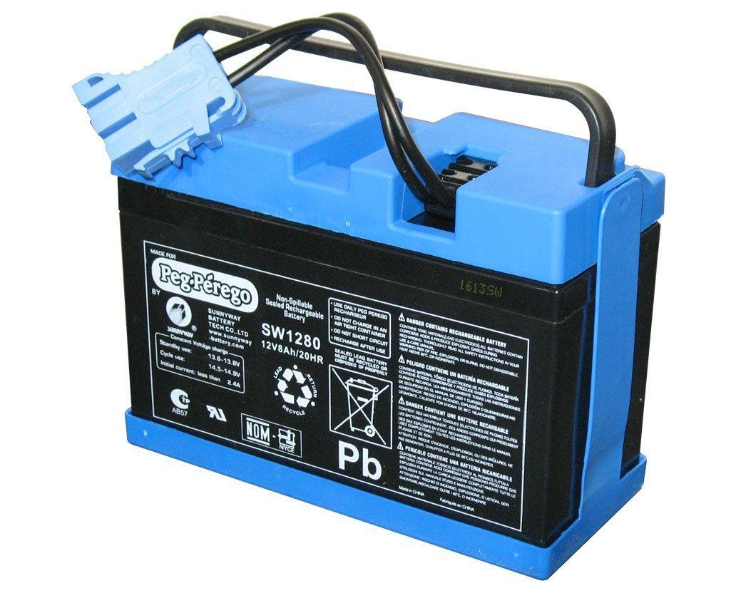 Batteria ricambio per veicoli Peg Perego 12 volt 8 ah KB0034