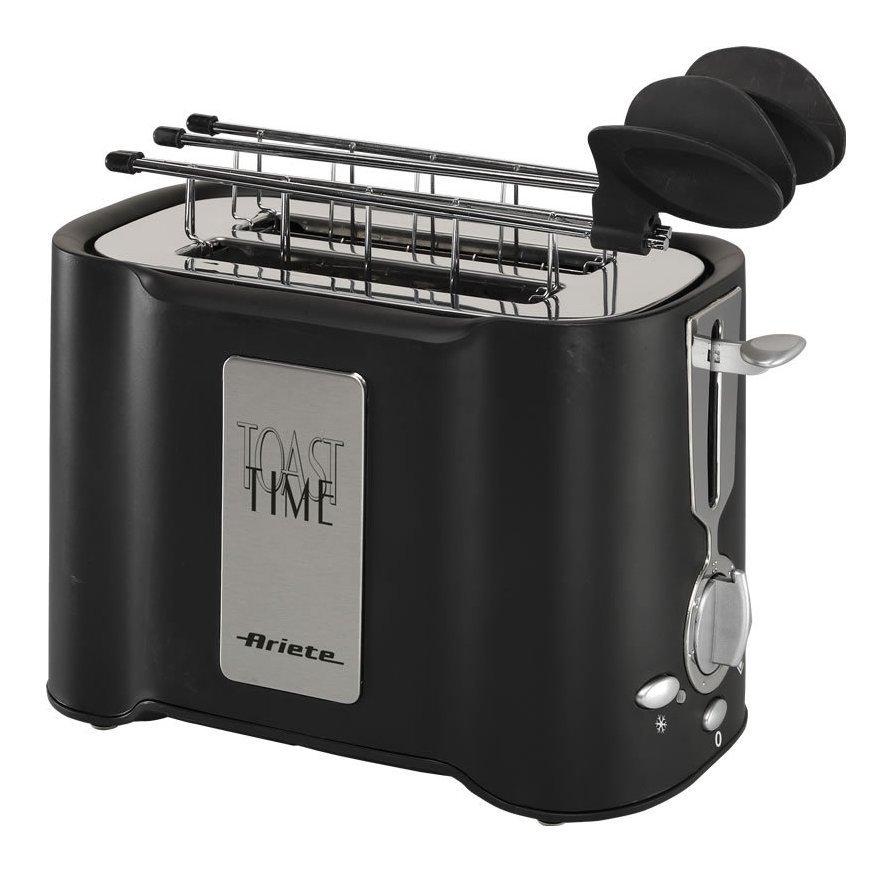 Tostapane TOAST TIME - 124 500 Spegnimento Automatico Cod.9029361 - Ariete