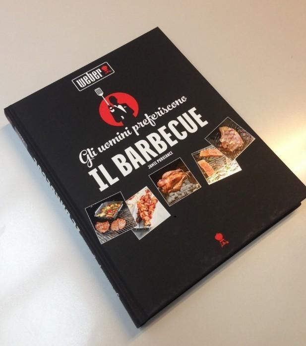 """Ricettario """"Gli uomini preferiscono Il Barbecue"""" 311279"""
