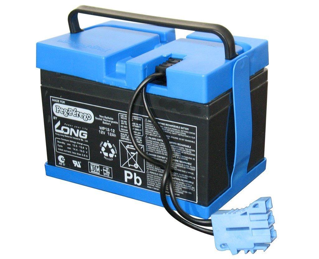 Batteria ricambio per veicoli Peg Perego 12 volt 12 ah KB0036