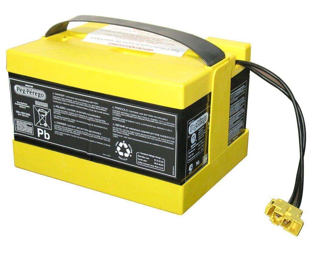 Batteria ricambio per veicoli Peg Perego 24 volt 12 ah KB0038
