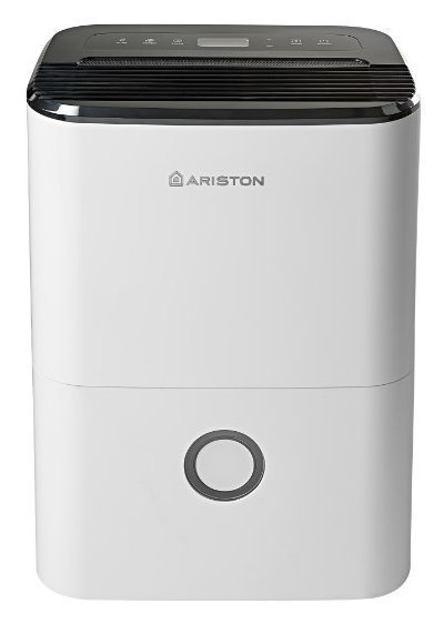 Deumidificatore Ariston Thermo DEOS 21S 3381173 DEOS 21S Nero, Bianco serbatorio d'acqua da 3,3 L