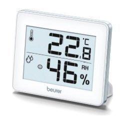 Termoigrometro digitale Range - misurazione temperatura Cod.9029509 - Beurer