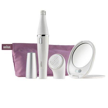 FACE830 Si Epilatore e spazzola di pulizia per il viso.  Cod.9029602 - Braun